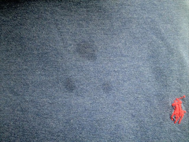 How to remove set in oil stains | Northern Belle Diaries #cleaning #stains #oilstain #diy #home #laundry