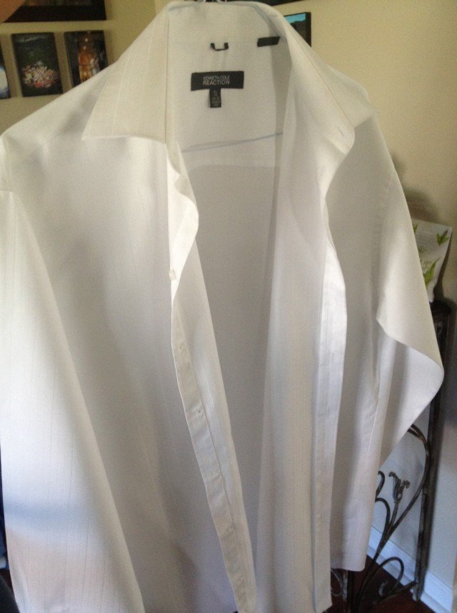 How to iron a dress shirt for How to clean white dress shirts