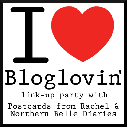 I Love Bloglovin link-up #15