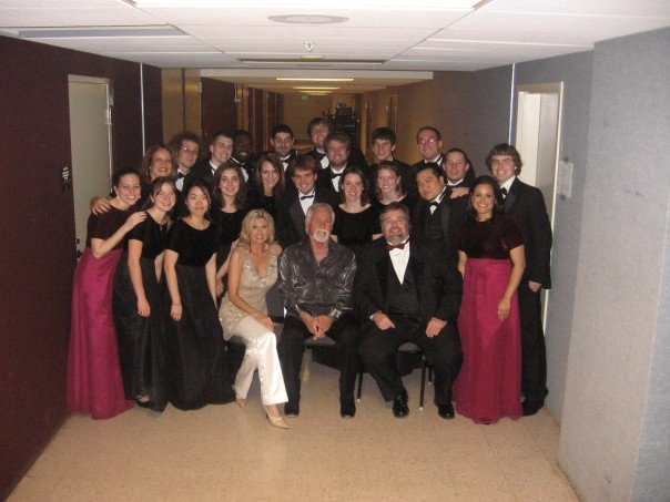 UMBC Maryland Camerata with Kenny Rogers