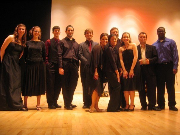 UMBC Vocal Arts Studio, David Smith