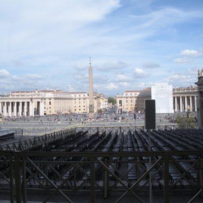 Our Italian Honeymoon: Vatican City, day 3
