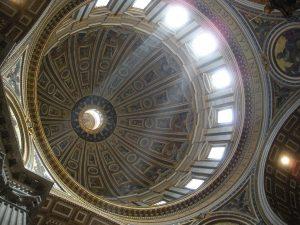 Vatican City - St. Peter's Basilica - dome