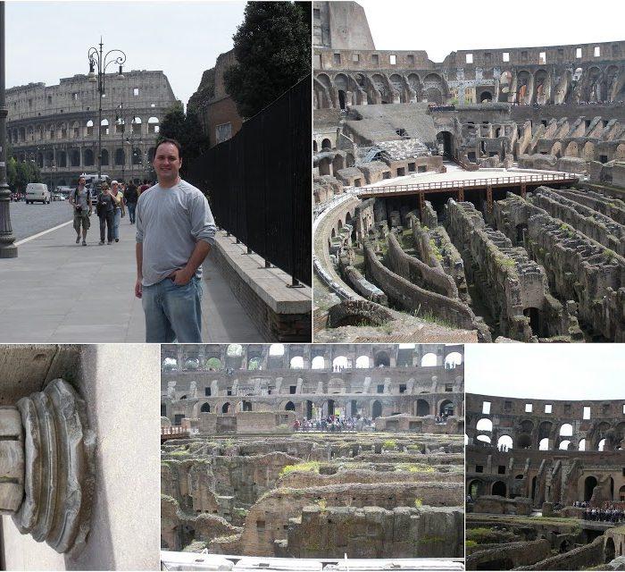 Our Italian Honeymoon: Rome, day 2