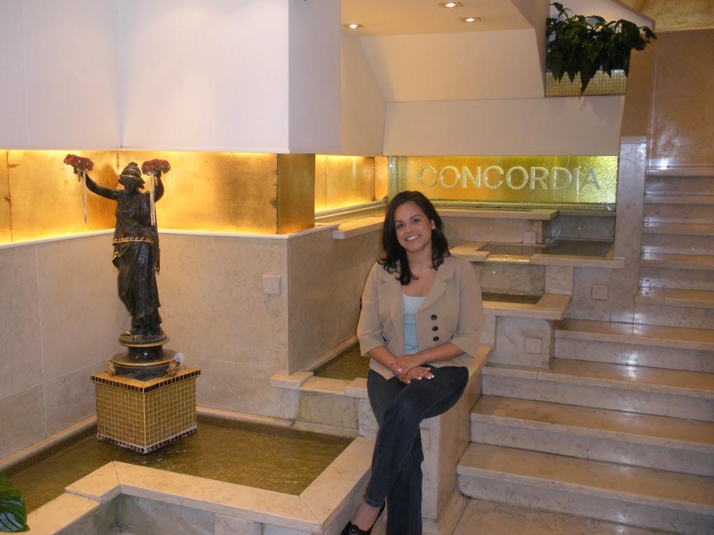 Concordia Hotel in Venice