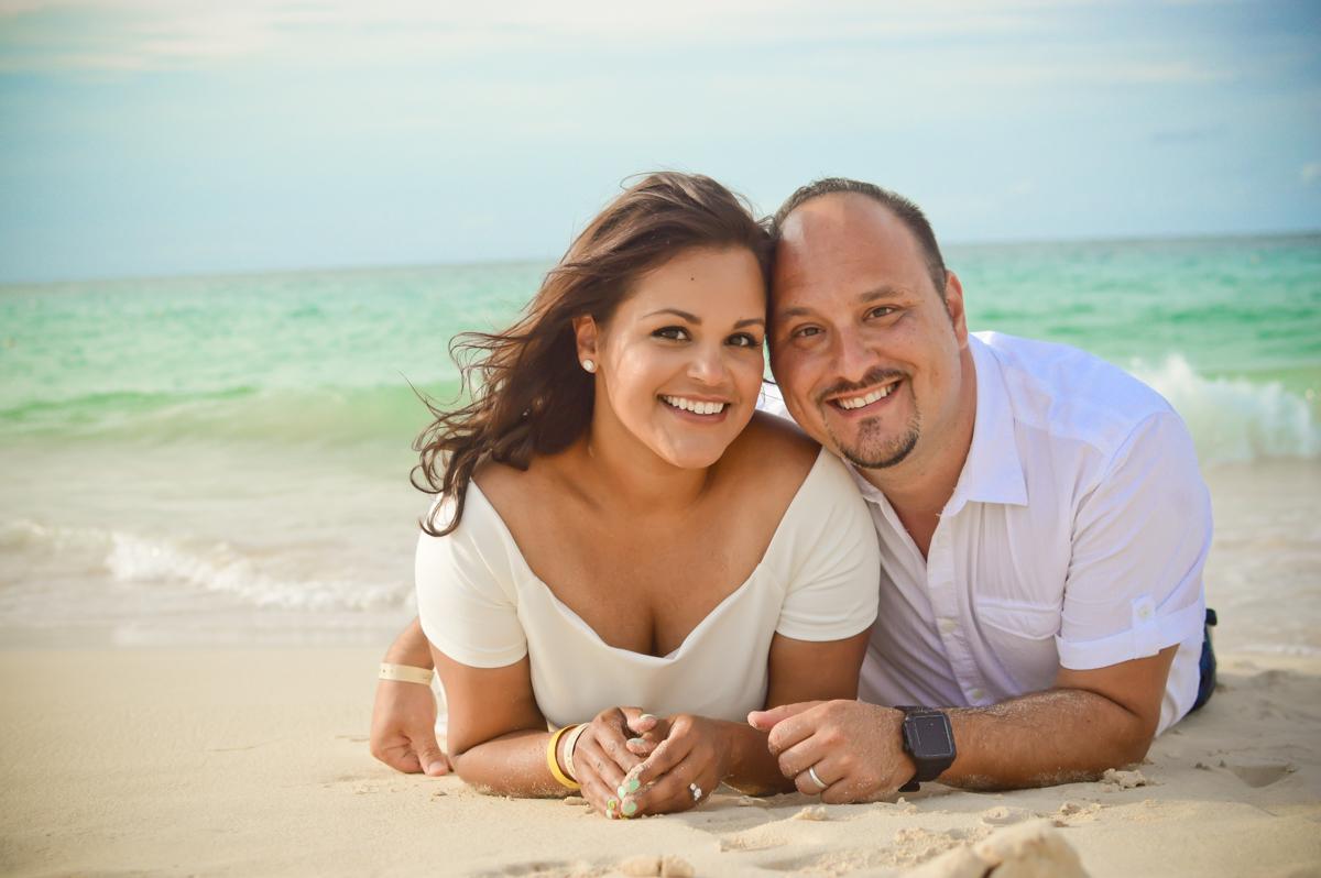 Punta Cana Barcelo couples portrait