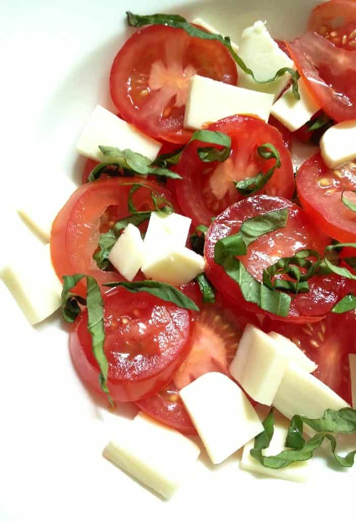 Caprese Salad | The quintessential taste of summer