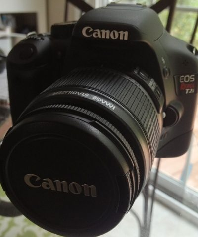 Why I Bought a Refurbished Canon EOS Rebel