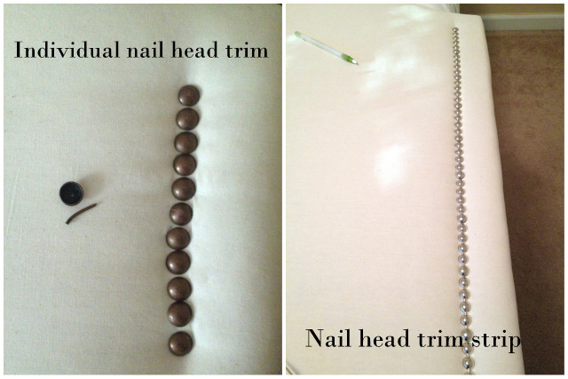 nailhead trim fail