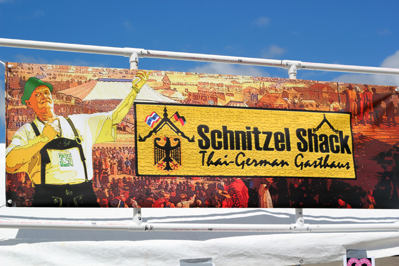 Schnitzel Shack Oktoberfest 2013