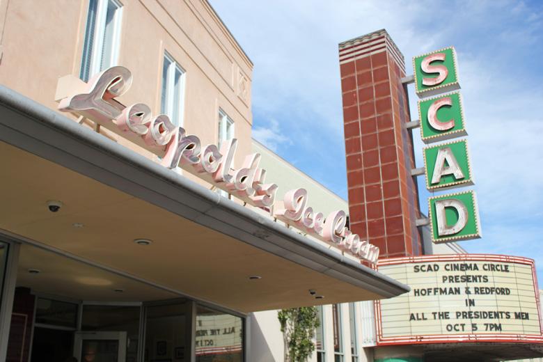 Leopold's ice cream Savannah GA