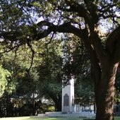 monument in honor of Andrew Jackson's mother Charleston SC