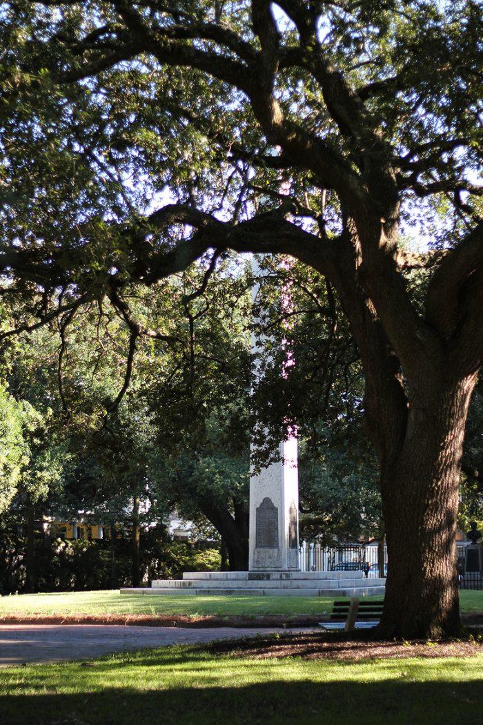An afternoon in Charleston, South Carolina