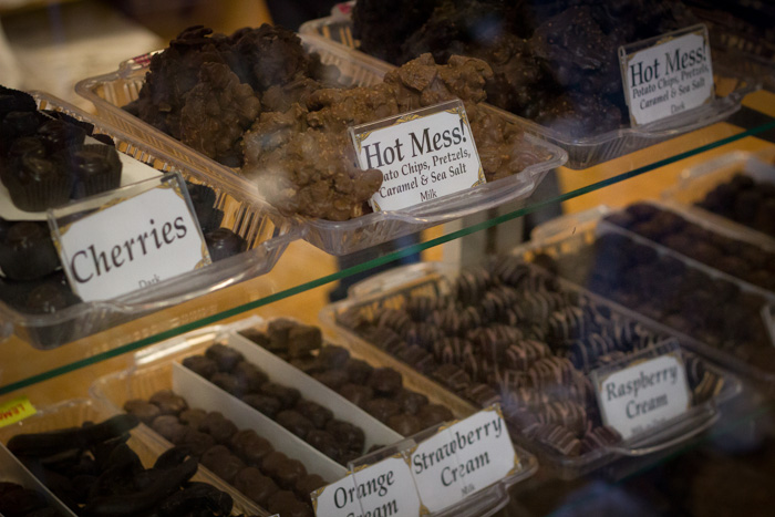 Oh My! All Things Chocolate Richmond Hill GA