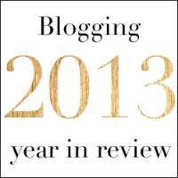 blogging 2013