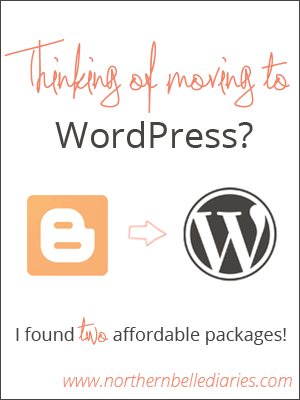 Thinking of moving to WordPress? Two affordable options!