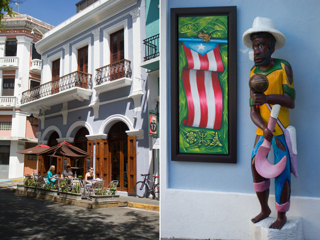 Caficultura and Puerto Rican art