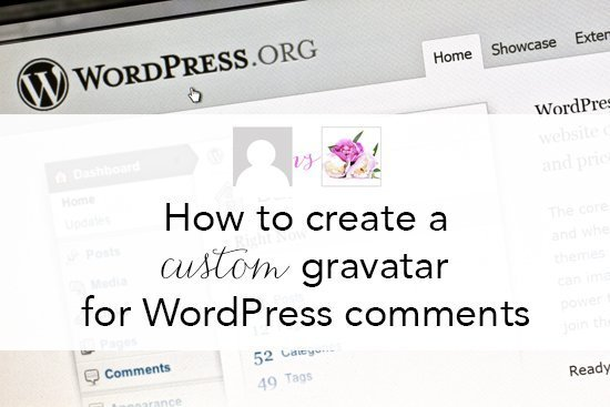 How to Create a Custom Gravatar for WordPress Comments