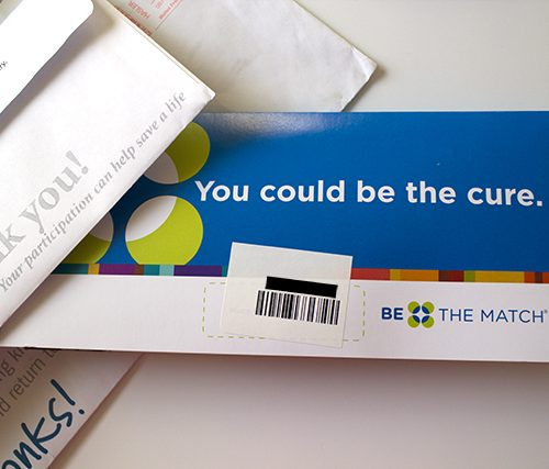 How to become a member of the bone marrow registry