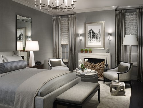 Master Bedroom Grey best grey master bedroom ideas contemporary - home design ideas