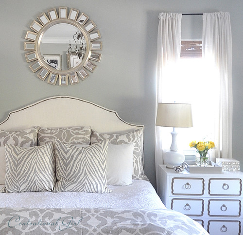 Grey Master Bedroom Ideas