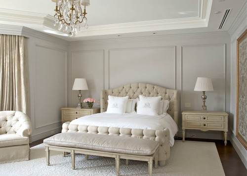 Grey master bedroom ideas Master bedroom ideas houzz