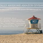 Totally Awesome August Giveaway