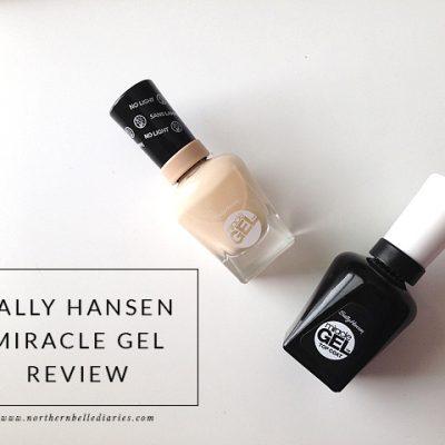 Sally Hansen Miracle Gel Review
