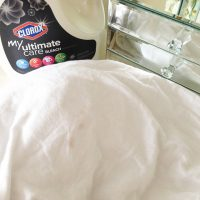 Mystery Stain #ad #CloroxCare