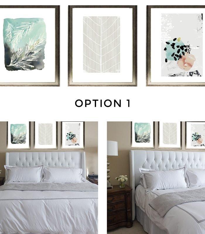 Help Me Choose My Minted Bedroom Art?