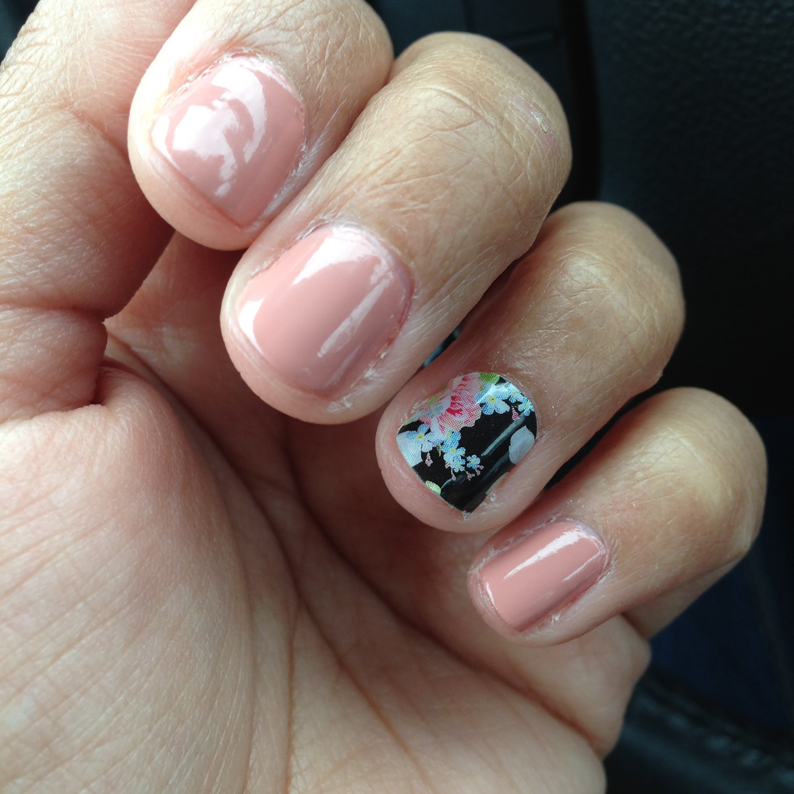 Nailing The New Year With Jamberry Nail Wraps La La Lisette