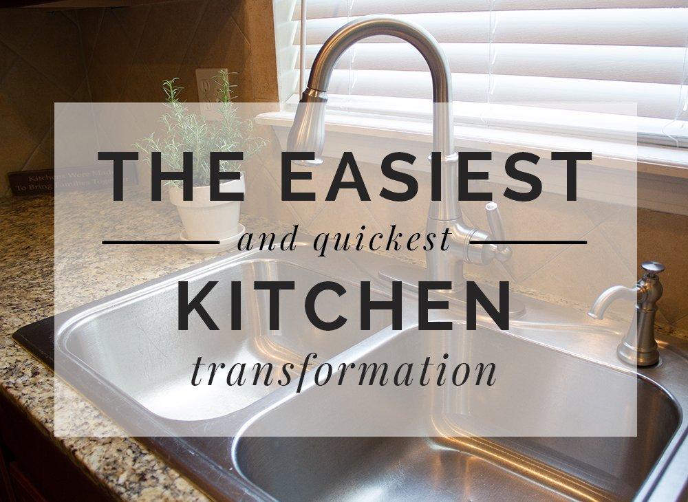 Kitchen Transformation #Moen #Reflex copy