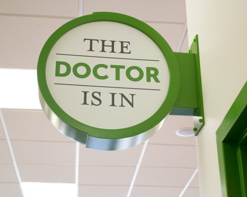 The Doctor is In - Pearle Vision