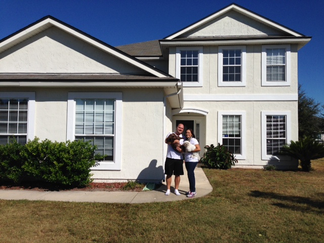 we are homeowners!