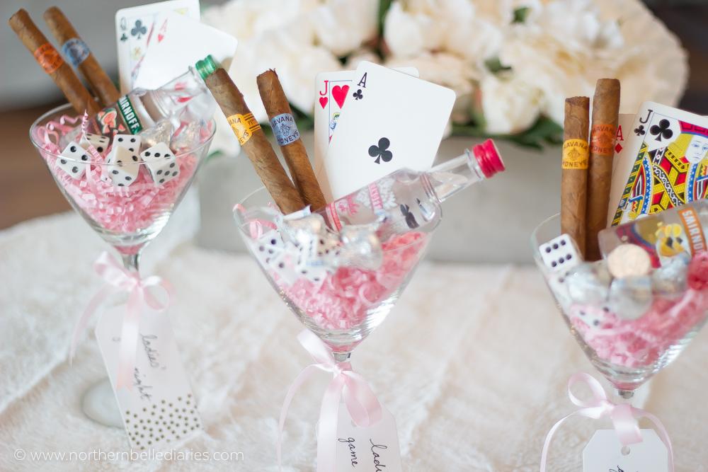 Ladies' Night gift idea + cocktail #recipe #cocktail