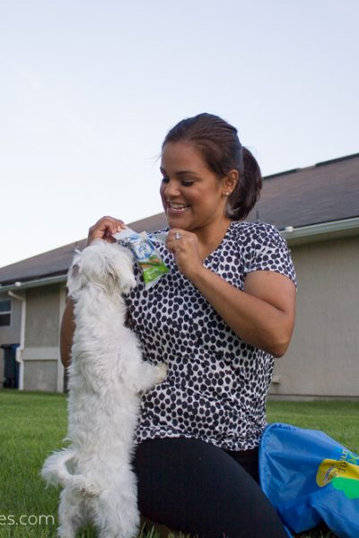 Celebrating National Dog Week + Giveaway