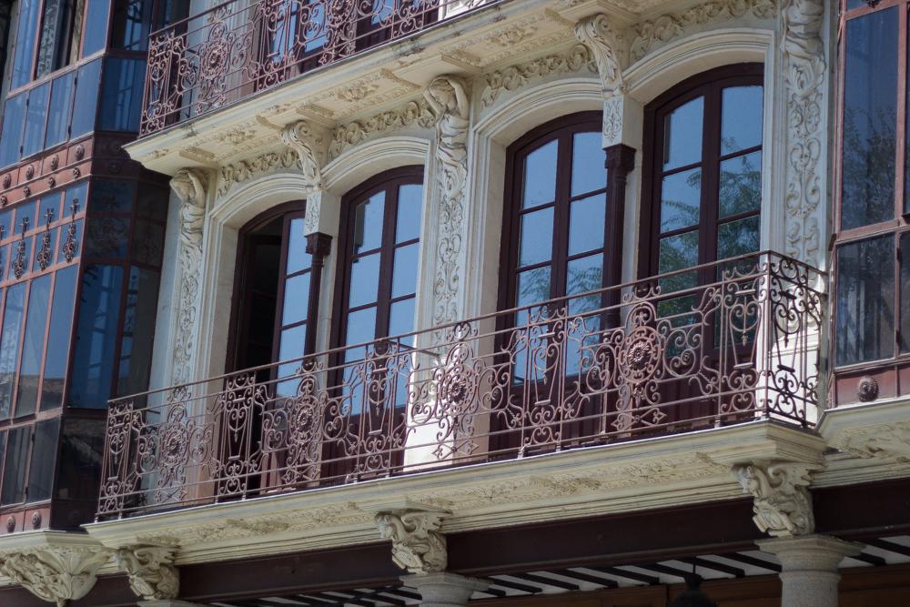 Toledo balcony