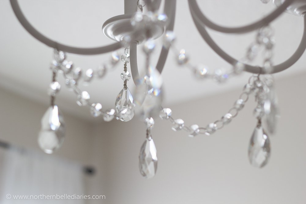 Diy crystal chandelier easy tutorial you can make your own diy crystal chandelier this site shows you how mozeypictures Image collections