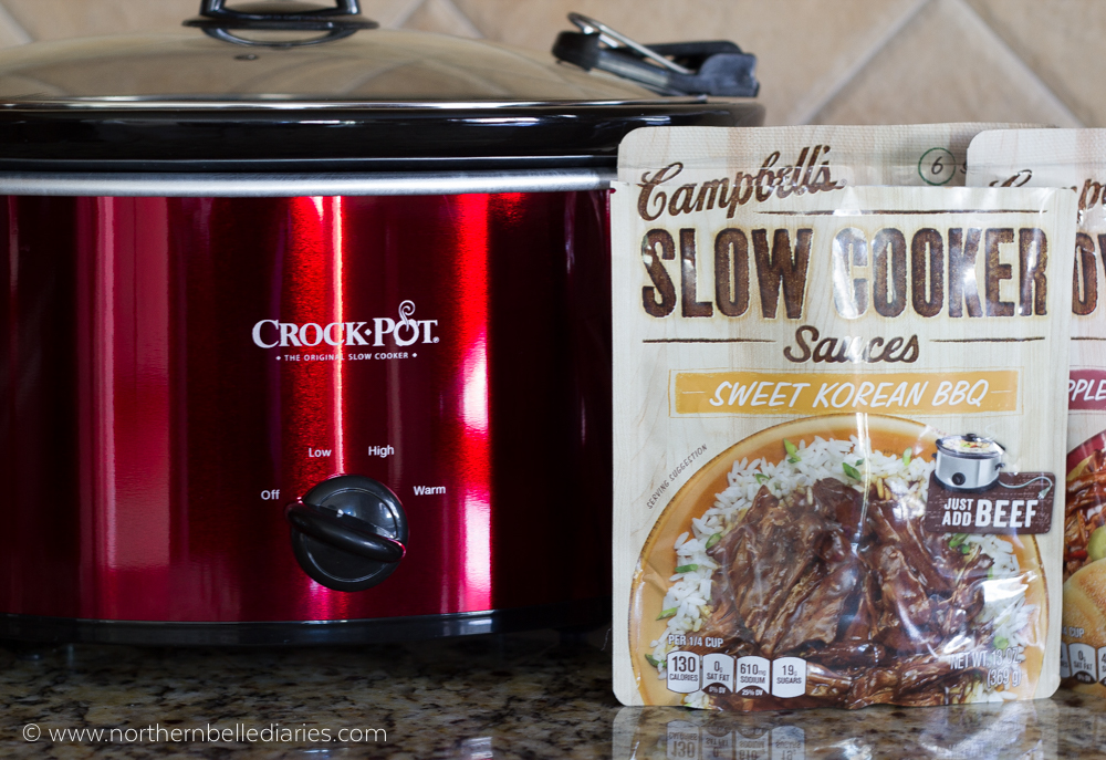Tips for Easy Slow Cooker Meals #ad #CampbellSauces