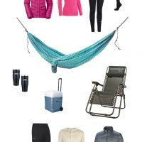 Gift ideas for the outdoor enthusiast #giftguide #giftguides