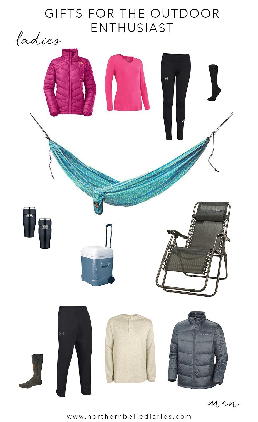 Holiday Gift Guide   Outdoor Enthusiast