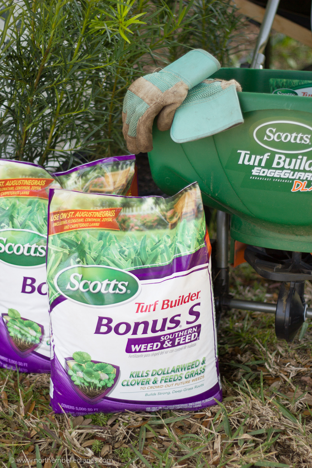 Spring Lawn Prep with Scotts #LoveYourLawn #ad
