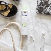 Beach Bag Essentials #TryDry #DovePartner
