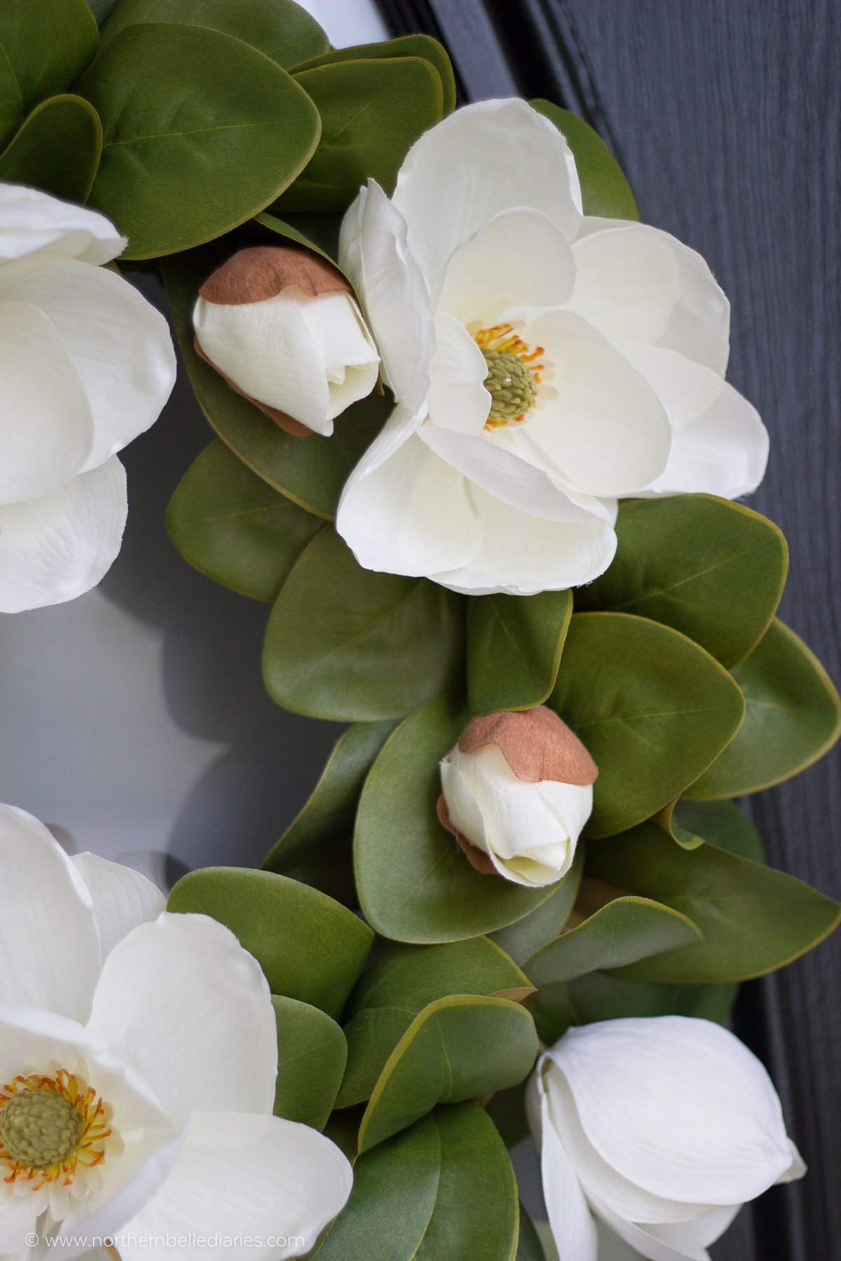 southern magnolia wreath pier 1 #magnolia #decor #springdecor #spring #decor