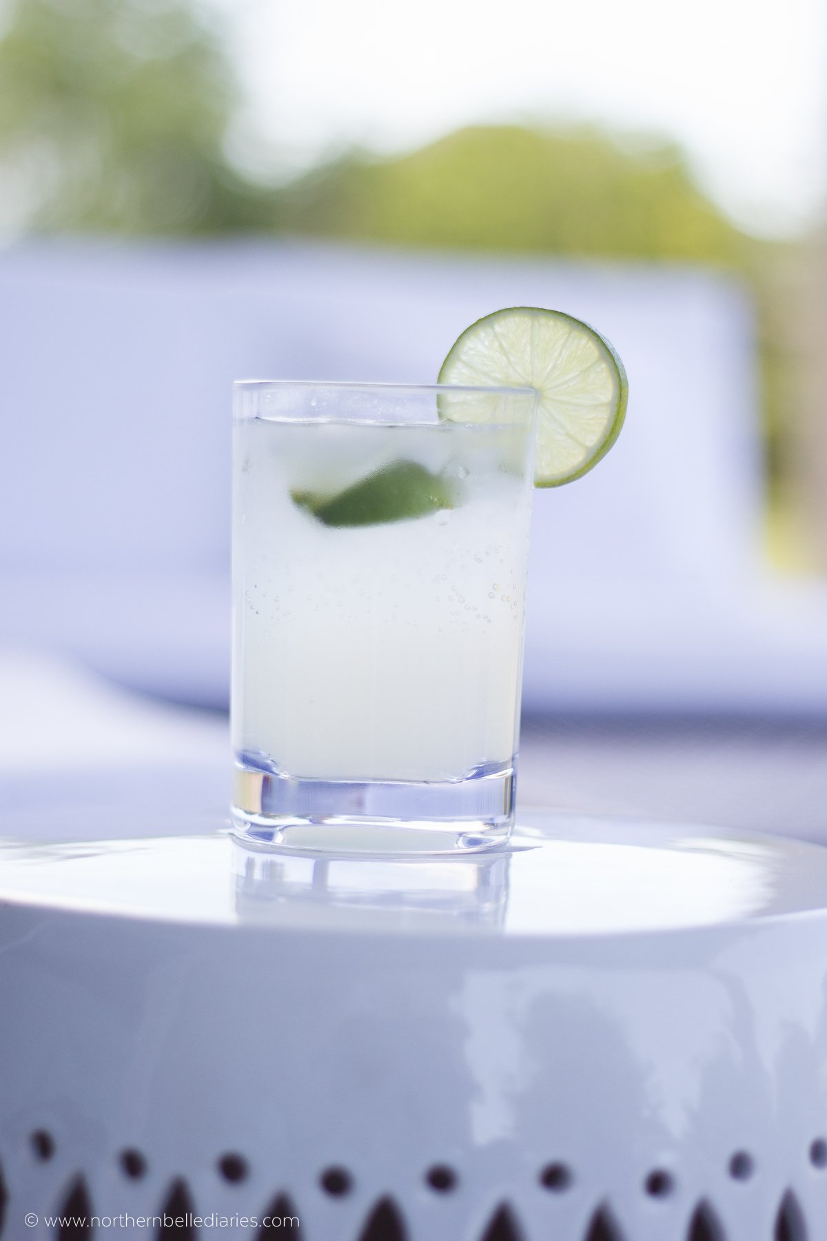 A Simple Caipirinha Recipe