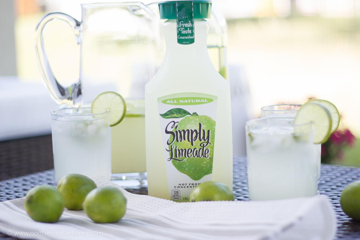 A Simple Caipirinha cocktail recipe #ad