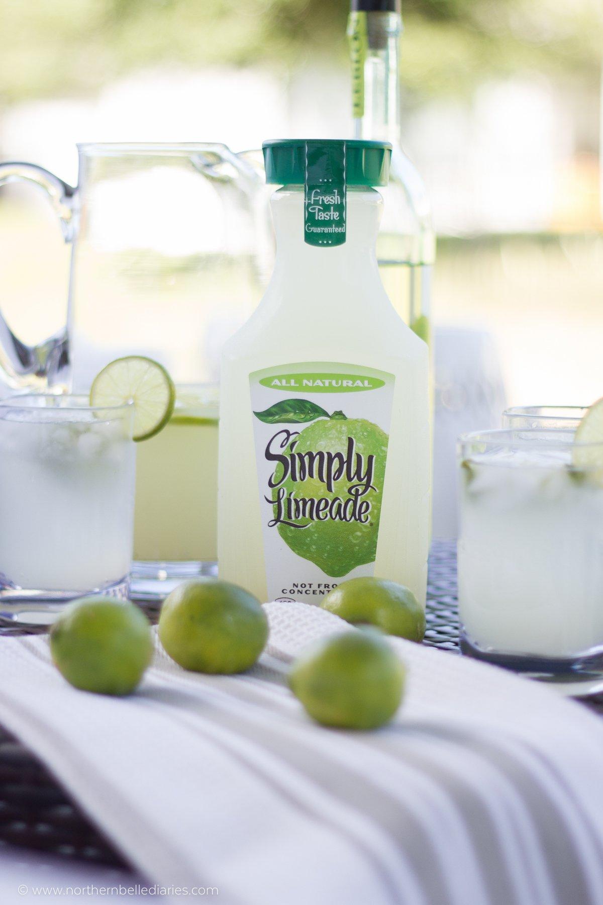 A Simple Caipirinha cocktail recipe