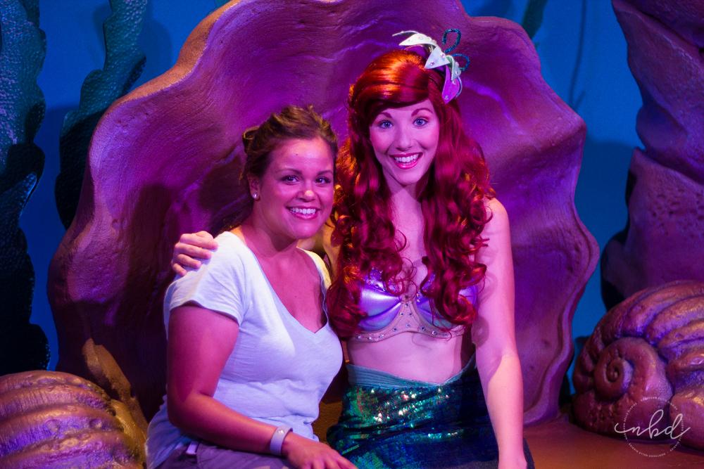 Magic Kingdom Ariel's Grotto-2