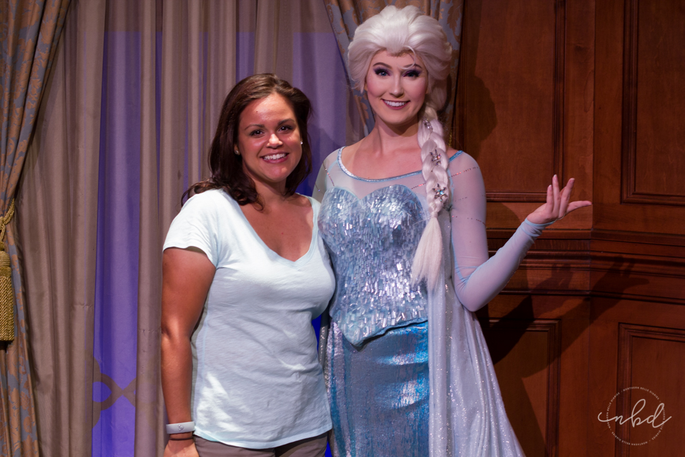 Magic Kingdom Queen Elsa