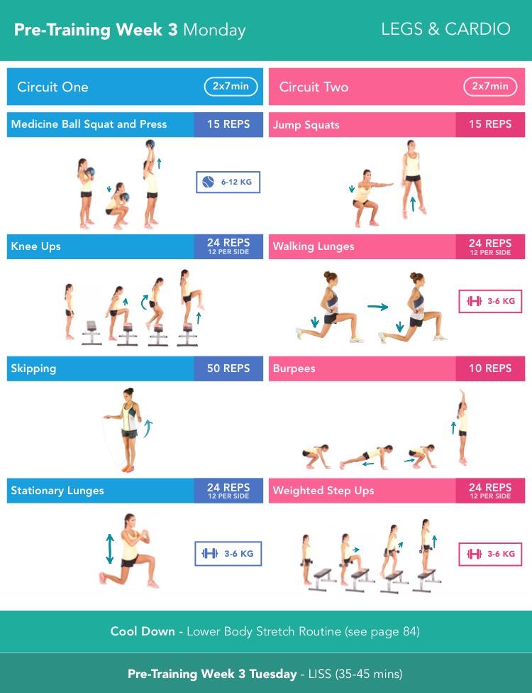BBG | #progress and My Journey Towards Fitness